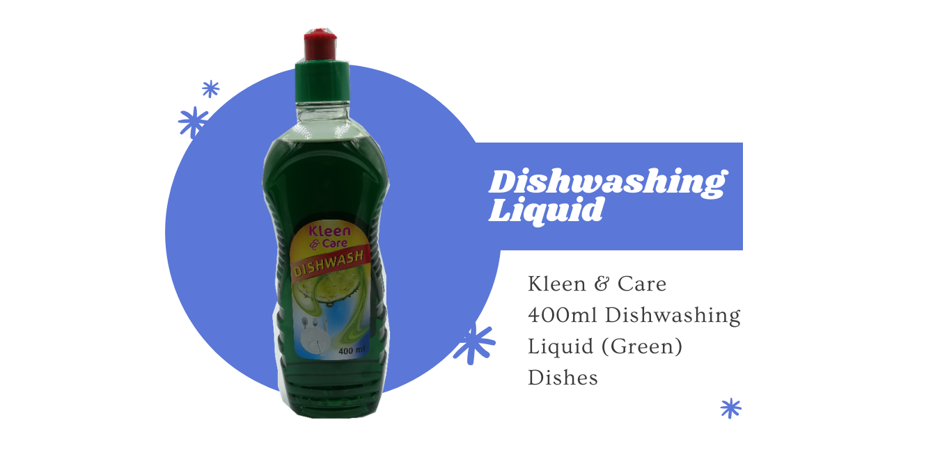 kleen & care dishwashing liquid estacom pty ltd