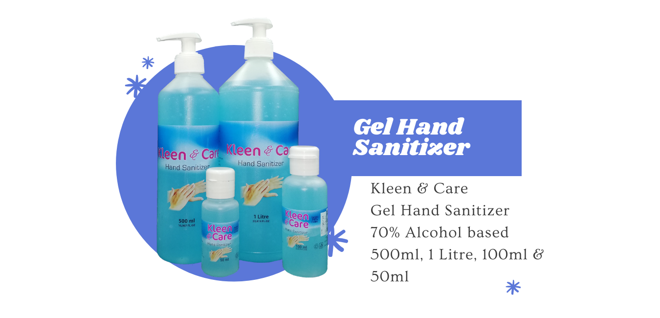 Gel hand sanitizer | Estacom Pty Ltd